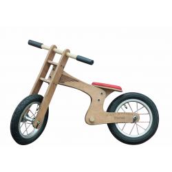 Bicicleta Madera Entrenamiento